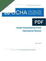 2020 SHF Operational Manual FINAL