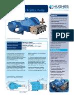 HPS3000 Pump & Gearbox