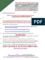 20200913-G. H. Schorel-Hlavka O.W.B. to Mr Daniel Andrews Premier of Victoria-legal Notice-supplement 3