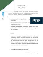 TP1 Entrepreneurial management binus