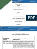 Desarrollo Social Contemporaneo Actividad 4 evaluativa.docx