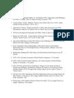 Bibliography  on Beedi Industry