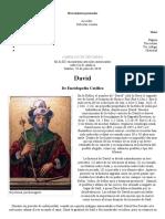 David - Enciclopedia Católica