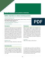 Biofilm, importancia en la práctica veterinaria.pdf