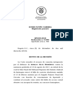 ACCESO CARNAL CON INCAPAZ DE RESISTIR ELEMENTOS SP5330-2018(51692)