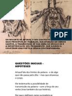 ARRUDA, R. K. SURREALISMO DADAÍSMO e ARTAUD