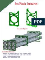 AL-Safwa Company ( Pipe Spacer Catalogue Design 1 ) ... (1)