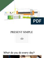 Present Simple -RWI