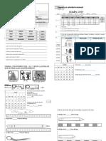 Guias Matematicas Calendario Ymedicion No Estandarizada