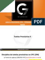 Slides do Professor - MP e Mag - D. Proc. Civil - Fernando Gajardoni - Aula 09