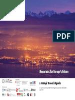 Mountains for Europes Future 2016