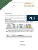 Katanax X-Fluxers model numbers