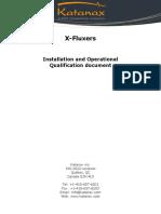 X-Fluxer IQOQ document V1.5 (2018-02)