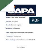 ACT. 8 contabilidad