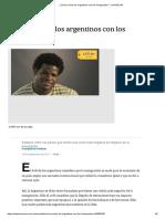 ¿Cómo Somos Los Argentinos Con Los Inmigrantes_ - LA NACION