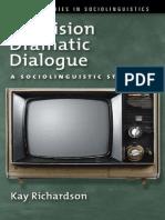 Television_Dramatic_Dialogue