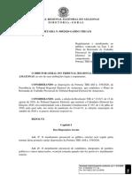 Port608-2020 - Regulamenta o atendimento ao público