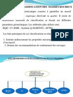 Chapitre 4.METHODES DE CLASSIFICATION DES  MASSIFS ROCHEUX