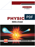 IGCSE/O Level Physics Revision Guide by Shahzad Zia