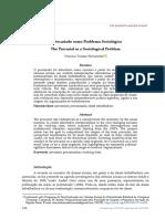FERNANDES, Vinicius. Precariado como Problema Sociológico.pdf