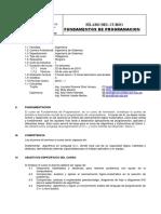 Sílabo de Fundamentos de Programación.pdf