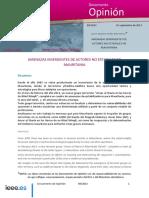 DIEEEO89-2013 AmenazasEmergentes Mauritania LuisAparicioOrdas