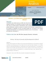 DIEEEA19-2018 Drones-Clave Desarrollo SeguridadAfrica JAMT