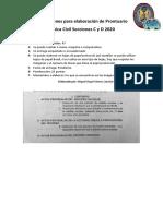 Instructivo Prontuario Clinicas Civil C y D