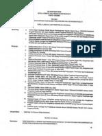 Peraturan Kepala LIPI Tentang Bidang Penelitian - Kepakaran