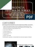 URGENCIA TRAUMA DE TORAX.pptx