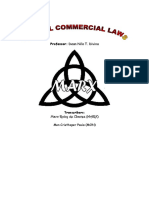 Marx Notes - Special Commercial Laws (Divina).pdf