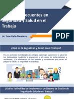 PREGUNTAS FRECUENTES DE SEGURIDAD Y SALUD EN EL TRABAJO.pdf