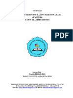 PROPOSAL PKKMB 2020 Inshaa allah