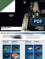 Robotic Soldering brochure