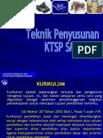 2. Teknik Penyusunan KTSP SMK