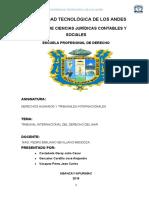 TRIBUNAL INTERNACIONAL DEL DERECHO DEL MAR 2