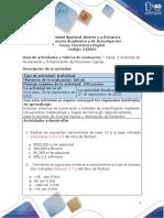 Guía de Actividades y Rúbrica de Evaluación - Tarea 2- Sistemas de Numeración y Simplificación de Funciones Lógicas.pdf