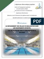 Le depassement des delais de realisation dans les equipements sportifs (1).pdf