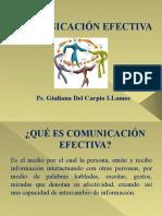 COMUNICACIÓN EFECTIVA cc