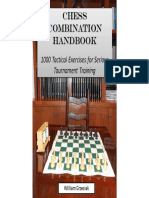 Chess Combination Handbook