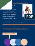 PPT     N°1   DE FARMACOLOGIA