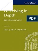 [Oxford Psychology Series] Ian P. Howard - Perceiving in Depth, Volume 1_ Basic Mechanisms (2012, Oxford University Press)