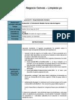 Guía Evaluación 6_Institucional III-Modelo CANVAS limpeza YA
