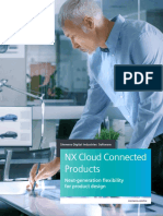 Siemens SW NX Cloud Connected Products brochure 24-04-20