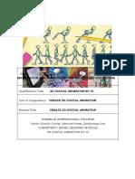 2D Animation Porfolioa - 4.4.19