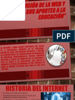 Evolución de la Web y sus aportes.ppsx
