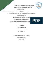 5 FUNCIONES DE UNA IGLESIA SALUDABLE.docx