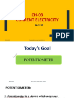 Current Electricity Lect 19 Notes - Notes 19ch03.pdf