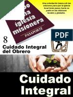 8. Cuidado Integral del Obrero