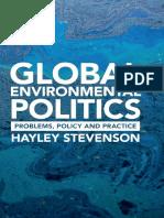 Hayley Stevenson - Global Environmental Politics_ Problems, Policy and Practice-Cambridge University Press (2017)